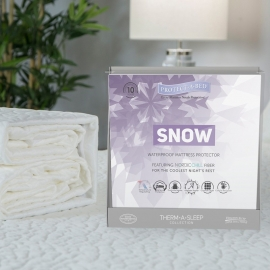 ProtectABed  Snow Waterproof Mattress Protector
