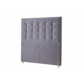Respa Button Back Diamante Headboard