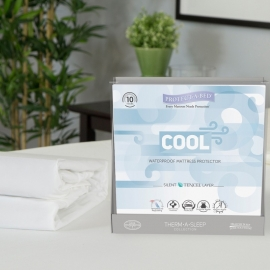 Protect-A-Bed Cool Waterproof Mattress Protector