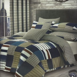 Velosso Cotton Rich Denim Duvet Cover
