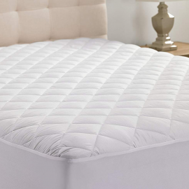 Hotel Collection 4ft Quilted Mattress Protector