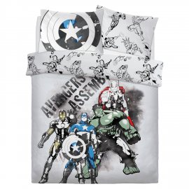 Marvel Duvet Cover Set