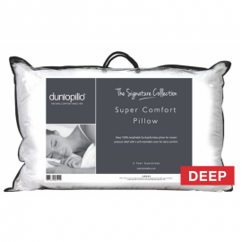 Dunlopillo Natural Latex Super Comfort