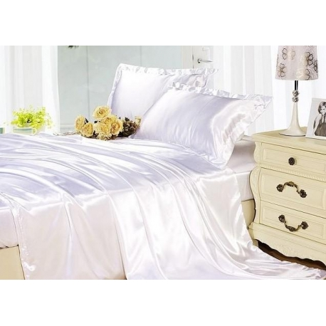 Belledorm Luxury Silk Fitted Sheets