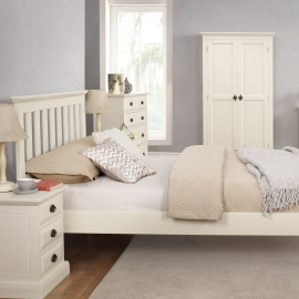 The Derg Bedroom Collection with the derg bed