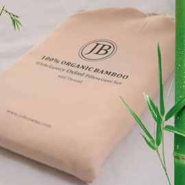 Oxford Pillowcases in Bamboo