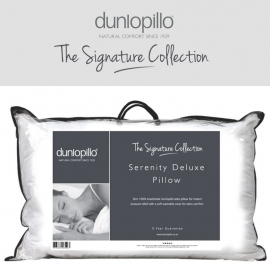 Dunlopillo  Serenity Deluxe Pillow