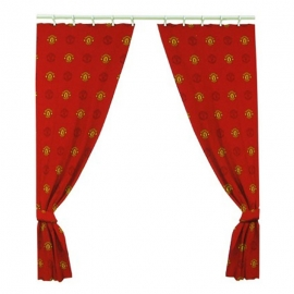 Man Utd Curtains