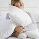 The Comfort Zone Natural Duck Down Pillow