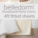 Belledorm 4ft Fitted Sheets