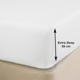 Extra Deep Fitted Sheets
